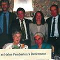 CPP Board at Helen Pemberton's Retirement