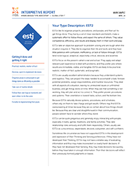 MBTI® Interpretive Report (Global Step I™)